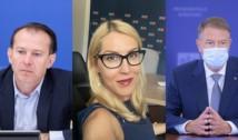 """""""Cine e cinicul politic în acest caz?"""". Iohannis, acuzat de tergiversarea rezolvării crizei. Oana Murariu: """"Soluția"""" căutată de președinte este de a-l păstra pe Cîțu"""