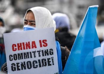 Ororile GENOCIDULUI uigurilor, dezvăluite la Londra: crime, torturi, violuri în serie, sterilizări forțate și supraveghere totală. China comunistă, o uriașă rușine planetară