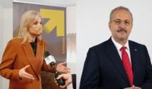 """Alina Gorghiu îi răspunde lui Dîncu: """"Excludem orice colaborare la guvernare cu PSD!"""""""