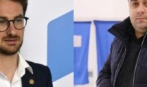 FOTO Întâlnire de taină între deputatul USR Iulian Bulai și pesedistul Cuc