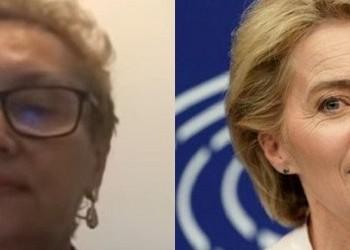 """Avocata PSD Renate Weber, disperată că își pierde fotoliul, trimite săgeți către Comisia Europeană pentru că """"nu sare-n sus"""" contra premierului Orban"""