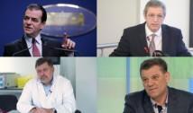 """Orban torpilează noile achiziții ale PSD: """"Coarnă, o goarnă pesedistă de când îl știu! Rafila și Cercel nu mai au niciun fel de credibilitate!"""""""