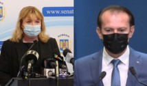 USRPLUS joacă la rupere contra Guvernului Cîțu. Dragu NU exclude varianta alegerilor anticipate