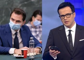 """Sebastian Burduja combate un fake news grosolan propagat de Gâdea: """"Premierul României mi-a acceptat demisia! Nu mi se pare normal să încasez două salarii!"""""""