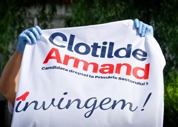 News Alert! Victorie uriașă pentru Clotilde Armand în războiul gunoaielor! Prefectul Bucureștiului și-a dat acordul pentru decretarea stării de alertă în Sectorul 1