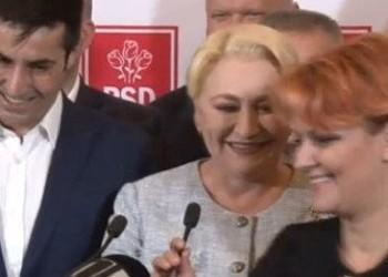 UPDATE Deși s-au păruit până la lacrimi, Viorica, Olguța și Manda au jucat teatru împăcându-se la conferința de presă
