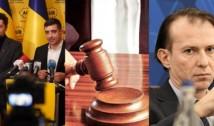 Încă o umilință pentru AUR la CCR. Decizia judecătorilor constituționali în legătură cu Guvernul Cîțu