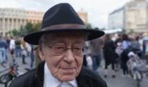 Mihai Șora, apel la români să iasă în stradă