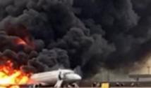 Rusia MENȚINE în aer avioanele Suhoi Superjet, după un CARNAGIU și un alt incident GRAV, în doar o săptămână