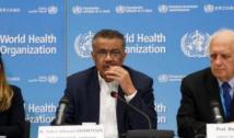 Organizaţia Mondială a Sănătăţii a declarat urgenţă globală ca urmare a cazurilor de coronavirus. Numărul acestora a depăşit 8.100 la nivel mondial