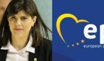 Laura Codruța Kovesi primește susținerea celui mai mare grup politic din Parlamentul European