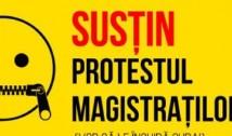 Solidarizare cu protestul magistraților. Manifestanții sunt așteptați luni în fața Curții de Apel București