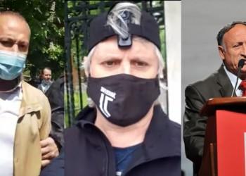 VIDEO Marian Ceaușescu, lovit de milionarul condamnat Valentin Vișoiu, membru al clanului PSD-Pendiuc, iritat fiind că i s-a transmis să returneze prejudiciul
