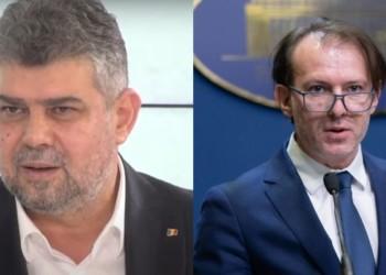 PSD fierbe: Ciolacu le cere românilor să se revolte după ce PNL a anunțat că Florin Cîțu e propunerea de premier