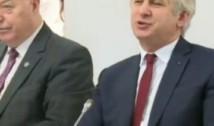 """VIDEO Mahalagiul Teodorovici insultă un senator: """"După ce că ești urât, mai ești și prost"""""""