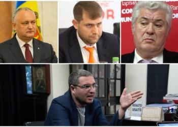 EXCLUSIV: Cum fraudează Dodon, Voronin și Usatîi alegerile parlamentare. Cu ce sume își CUMPĂRĂ voturile PSRM, PCRM și Partidul Nostru. Derbedeii Moscovei