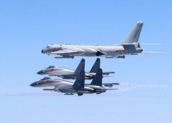 La câteva zile după instalarea noului președinte american la Casa Albă, China provoacă Taiwanul cu o expediție militară alcătuită dintr-un număr record de avioane de luptă