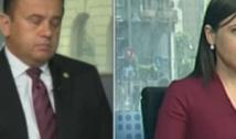 """VIDEO """"Genunche"""" Pop, intimidat de Ioana Constantin. Pesedistul a uitat cine e ministrul de Finanțe și a spus că PSD implementează în România modelul economic din Venezuela"""