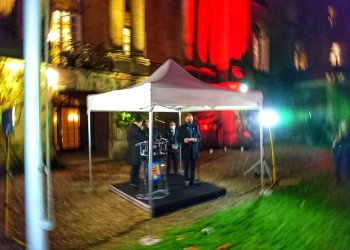 Fraternitate. Acesta a fost cuvântul serii. O întâlnire cu Ludovic Orban la Ambasada României din Paris