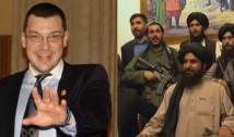 """Ovidiu Raețchi calcă din nou pe banană: NU vede crimele talibanilor și îi consideră pe teroriștii islamici oameni politici. Marele """"scriitor, publicist și om politic"""", o invenție a securiștilor"""