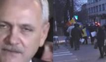 VIDEO Impresionant! Ieri a avut loc un protest anti-PSD, chiar în fieful lui Dragnea. Peste 50 de teleormăneni au manifestat, în ciuda tentativei Poliției de a-i opri