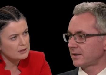 """Dispută aprinsă între Stelian Ion și Sorina Matei pe tema posibilității ca SRI să furnizeze probe în dosarele penale: """"V-am dat un exemplu. Mai mult decât să vă dau un exemplu ce aș putea să fac?"""""""