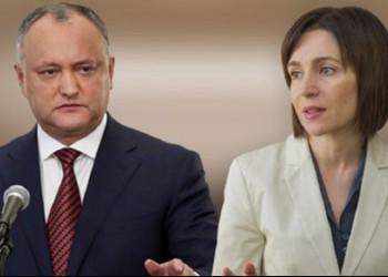 CRIZĂ totală la Chișinău. CCM: Decretul Maiei Sandu privind desemnarea repetată a Nataliei Gavrilița pentru funcția de premier, neconstituțional