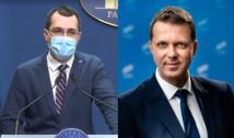 Premierul Cîțu l-a demis pe Vlad Voiculescu. Moșteanu anunță că USRPLUS NU exclude ieșirea de la guvernare