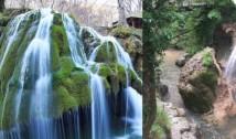 VIDEO. Am rămas fără una dintre cele mai frumoase minuni ale naturii. Cascada Bigăr s-a prăbușit