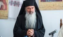 Cu Teodosie, MUMĂ, cu românii obișnuiți, CIUMĂ! Jandarmeria refuză să spună dacă l-a sancționat pe Arhiepiscopul Tomisului pentru derapajele din pandemie