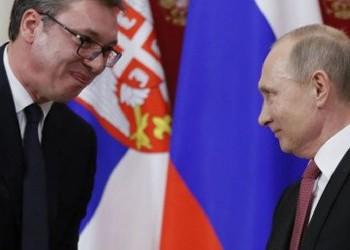 ALERTĂ: Putin ATACĂ cu duritate implicarea SUA în Balcani și anunță colaborarea MILITARĂ cu o țară vecină