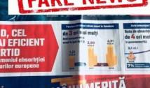 """Un economist a răbufnit: """"În fițuica asta scrie că PSD e campionul absorbției de fonduri europene. O știre falsă! Dar falsă rău!"""""""