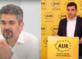 """Paleologu: """"AUR e o formulă de bâlci a mișcărilor suveraniste. Dacă n-ar fi NATO și UE, România ar avea dictatură destul de repede"""""""