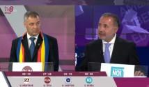 """VIDEO """"Vorbiți cu vocea Moscovei"""". Liderul PUN l-a pus la punct pe infractorul Rizea într-o dezbatere electorală"""