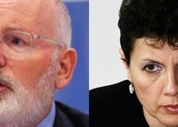 Adina Florea i-a clasat dosarul lui Timmermans exact în ziua în care acesta va discuta cu Dăncilă pe tema OUG privind modificarea Codurilor penale