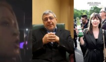 """VIDEO Situația degenerează în Piața Victoriei. Protestatarii """"CAPVID"""" se atacă între ei: Cerva, reporterul RTV și Lovin, agresați de """"covidioții"""" putinistului Diplan"""