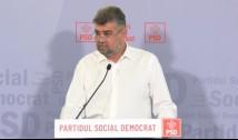 """VIDEO. Marcel Ciolacu e nemulțumit: """"Noi am spus că avem nevoie de guvern stabil, ei vorbesc despre un guvern minoritar. Noi am spus că vorbim de un guvern până la 1 februarie, deja auzim că e un program de guvernare pe trei ani pe care nu l-am văzut"""""""