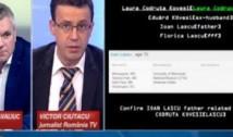 Propaganda, toate tunurile pe Kovesi în ziua audierilor de la Bruxelles! Ciutacu și Luju: fosta șefă a DNA are trei case în Statele Unite! Avem și documente!