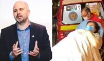 """""""Împărțirea spitalelor în Covid-19 și non Covid-19 este o mare porcărie"""". Emanuel Ungureanu identifică principala cauză care a dus la evacuarea inumană a pacienților de la Spitalul Foișor"""