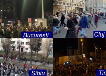 """VIDEO România fierbe din cauza restricțiilor aberante. AD: """"Oamenii au ajuns la capătul răbdărilor"""""""