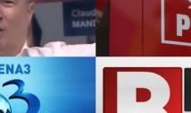 """Batalioanele de propagandă ale Antenei 3 și RTV, mobilizate de Codrin Ștefănescu. Directiva dată de PSD: ce mesaje trebuie să spună """"jurnaliștii"""" pe post"""