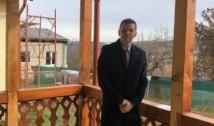 """EXCLUSIV Poduri de flori și poduri de sânge. """"Rusia a ucis sute de mii de români, NU uitați asta niciodată!"""" Președintele executiv al Fundației Corneliu Coposu, Ion-Andrei Gherasim, regal de excepție la Chișinău"""