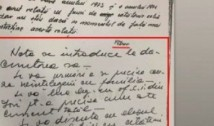 "CNSAS: Traian Băsescu a semnat note informative sub numele conspirativ ""PETROV"""