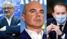 """Rareș Bogdan: """"Cîțu e un liant între conservatorism și progresism"""". Liderul liberal, siderat de jignirile pe care Antonel Tănase le-a adresat public unor colegi de partid"""