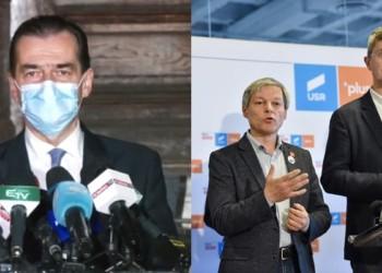 Ludovic Orban forțează USRPLUS să renunțe la șefia Camerei Deputaților. Ultima mutare a PNL la masa negocierilor