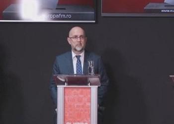 LIVE VIDEO Dezbaterea electorală dintre Theodor Paleologu, Dan Barna și Kelemen Hunor