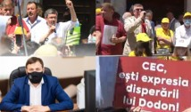 """VIDEO """"Lebedinschi, la gunoi! / E implicat în spălarea de bani din Bahamas!"""". Protest la Chișinău contra tentativei slugilor lui Dodon de a NU permite Diasporei să participe în număr mare la vot pe 11 iulie"""