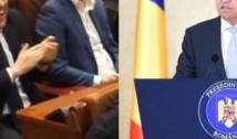 """PSD, pregătiri pentru a bloca anticipatele. Șerban Nicolae: """"Iohannis vrea să dizolve Parlamentul doar din aroganță!"""""""