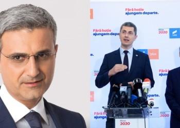 """Robert Turcescu: """"Din punctul meu de vedere USRPLUS nu e partid"""""""