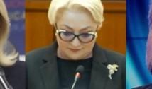 Măcel în PSD după dezastrul de la alegerile prezidențiale. Firea și Ciolacu se întorc împotriva Vasilicăi